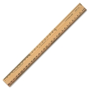 Acme United Corporation Acme United Plain Edge Double Bevel School Ruler