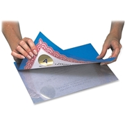 C-Line Products, Inc C-Line Cleer-Adheer Laminating Sheets