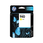 HP #940 Y (C4905A) OEM Ink Cartridge