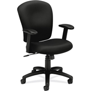 The HON Company Basyx by HON VL220 Mid Back Task Chair