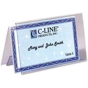 C-Line Products, Inc C-Line Tent Card
