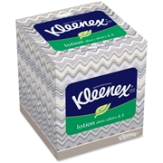 Kimberly-Clark Corporation Kleenex Lotion Facial Tissue