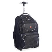 "Holiday Group, Inc Swissgear Carrying Case (Backpack) for 15.6"" Notebook - Black"