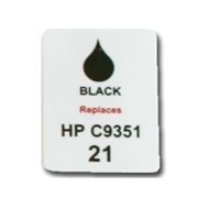 HP 21 Labels