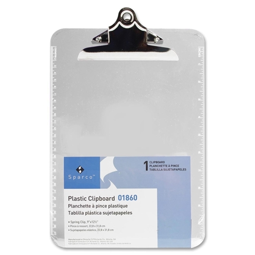 Sparco Products Sparco Clipboard
