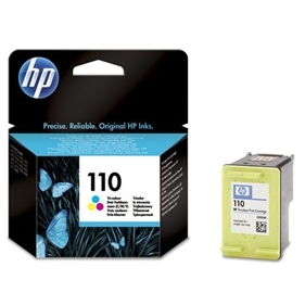 HP #110 (CB304AN#140) OEM Ink Cartridge
