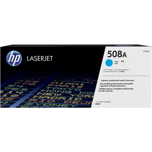 HP OEM 508A CN (CF361A) Toner Cartridge