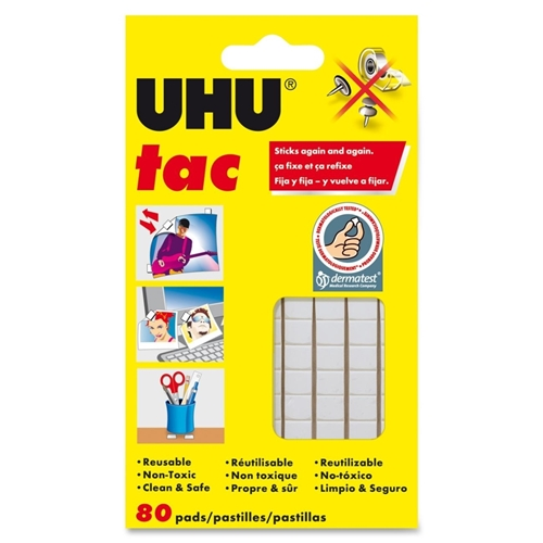 Saunders Mfg. Co. Inc UHU Tac Adhesive Putty