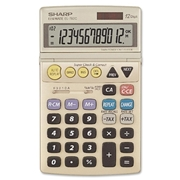 Sharp EL782CS Desktop Calculator