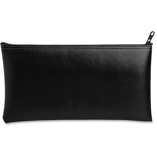MMF Industries MMF Leatherette Zipper Wallet