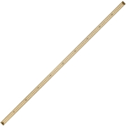 Acme United Corporation Acme United Wooden Metre Stick with Metal Ends
