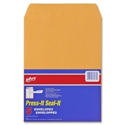 ACCO Brands Corporation Hilroy Hilroy Press-It Seal-It Self Adhesive Envelope