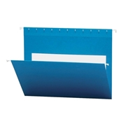 Smead Manufacturing Company Smead Hanging File Folder with Interior Pocket 64439