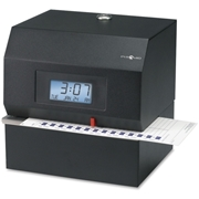Pyramid Time Systems Pyramid 3700 Heavy-Duty Time Clock & Document Stamp