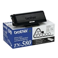 Brother OEM TN-580 Toner Cartridge