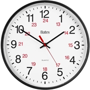 ACCO Brands Corporation GBC 9847027 Bates 12/24 Quartz Wall Clock