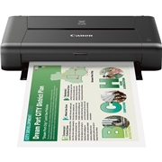 Canon PIXMA IP110 Mobile Wireless and Airprint Enabled Inkjet Printer