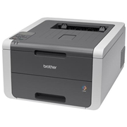 Brother HL-3140CW Wireless and Airprint Enabled Laser Printer