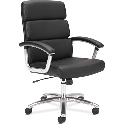 The HON Company Basyx by HON Executive Adjustable Height Work Chair