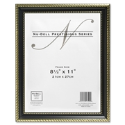 Nu-Dell Prestigious Document Frame