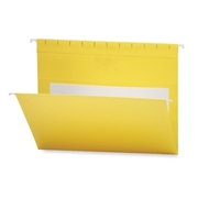 Smead Manufacturing Company Smead Hanging File Folder with Interior Pocket 64441