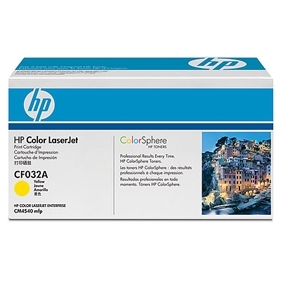 HP OEM 646A YW (CF032A) Toner Cartridge