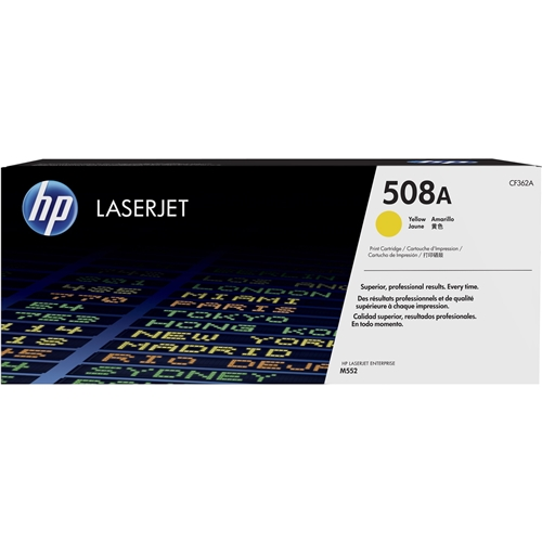 HP OEM 508A YW (CF362A) Toner Cartridge