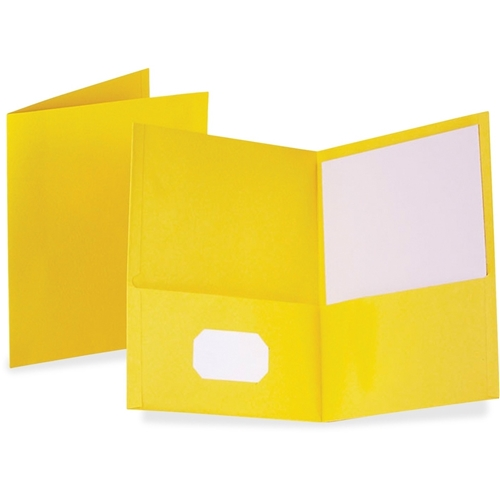 TOPS Products Oxford Twin Pocket Folders