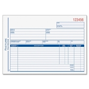 TOPS Products Adams Invoice Form Book