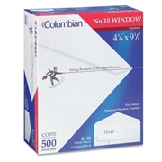 Columbian Standard Window Envelope