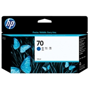 HP #70 130-ml BL (C9458A) OEM Ink Cartridge