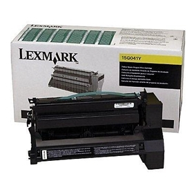 Lexmark OEM 15G041Y Toner Cartridge
