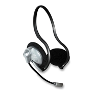Exponent Microport Ergo Multimedia Headset