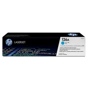HP OEM 126A C (CE311A) Toner Cartridge