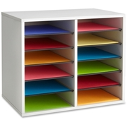 Safco Products Safco Literature Organizer