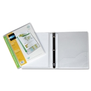 VLB Marketing Ltd Filemode Clear Presentation Binder