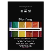Speedball Art Company Bienfang Aquademic Watercolour Paper