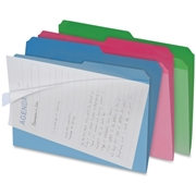IdeaStream Find-it C-View Assorted. Interior Folders
