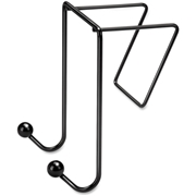 Fellowes, Inc Fellowes Wire Partition Additions Double Coat Hook