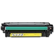 HP Compatible 507A YW (CE402A) Toner Cartridge