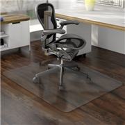 Deflect-o Nonstudded EconoMat Chairmat