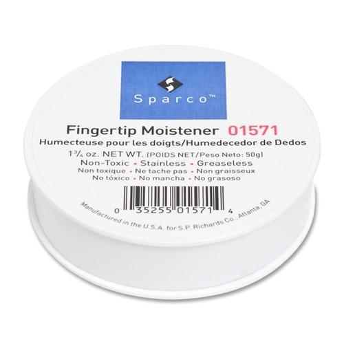 Sparco Products Sparco Sortkwik Fingertip Moistener
