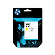 HP #72 69ml YW (C9400A) OEM Ink Cartridge