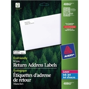 Avery Eco-Friendly Mailing Label
