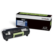 Lexmark OEM 50F1U00 (MS510, MS610 Ultra High Yield Return Program) Toner Cartridge