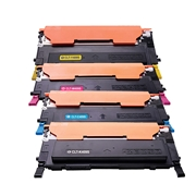 Samsung Compatible CLT-409S CMYK Toner Cartridge