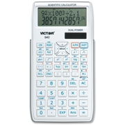 Victor Technology, LLC Victor Scientific Calculator with 2 Line Display