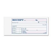 TOPS Products Adams Carbonless Receipt Book