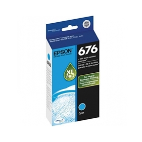 Epson T676XL220 OEM Ink Cartridge