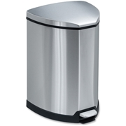 Safco Products Safco Step-On Waste Receptacle